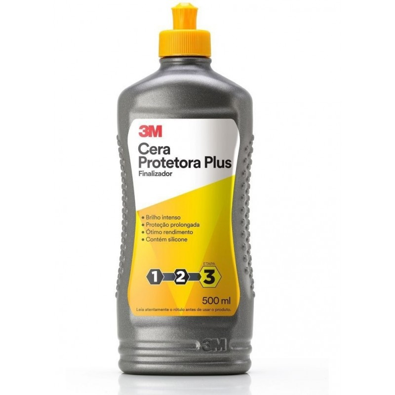 Cera Protetora Plus 500 ml 3M