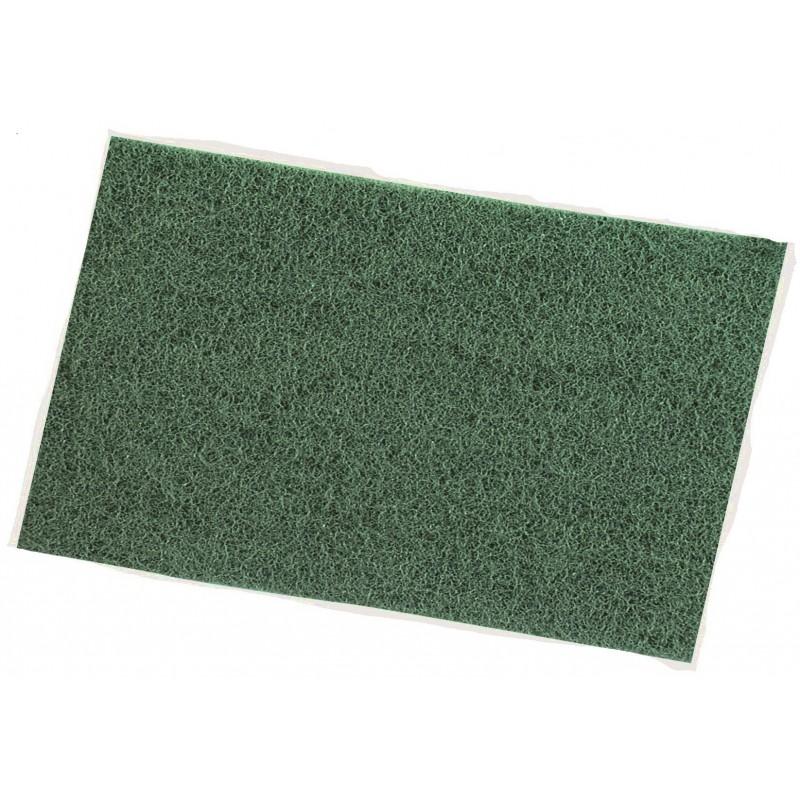 Folha limpeza pesada 102 x 260mm - fibra Scotch-Brite